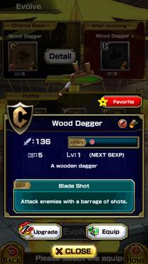 Wood Dager