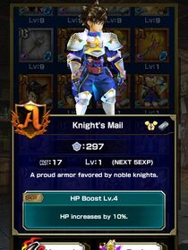 Knight's Mail
