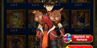Knochen Armor