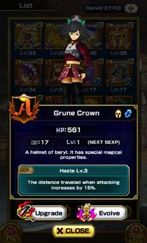 Grune CrownF