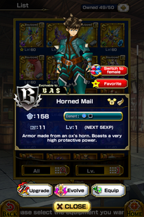 Horned Mail