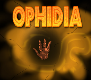 Ophidia concept cover art