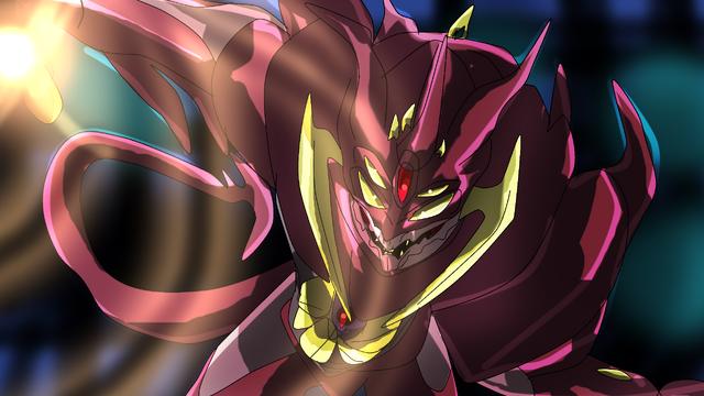 File:Gunma anime screenshot- neo elite- X laser.png