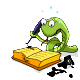 File:Small icon- snake has problems.png