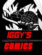 Iggy comics- logo