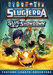 Slugterra Slug Fu Showdown