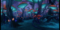 Dark Spores Cavern