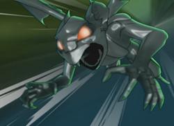 Lightwell Monster Bat