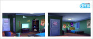 Eli's Room Concept Art 2
