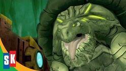 Slugterra Slug Fu Showdown (1 5) Pronto Loses His Pants