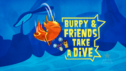 Burpy And Friends Take A Drive