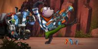 Slugterra: Slug Fu Showdown/Gallery