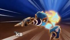 Mega Morphed Crystalyd Velocity