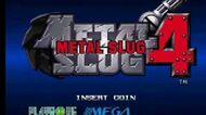 Metal Slug 4 - Let's Run Through! Soundtrack