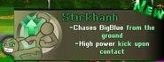 Stickhanh's Info