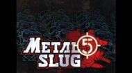 Metal Slug 5 (Sortie!)