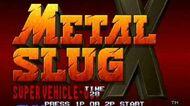 Metal Slug X - Metamorphosis Soundtrack