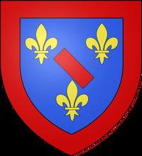 Blason Conde-Conti svg