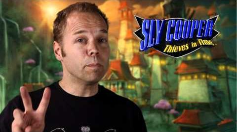 Sly Cooper Thieves In Time™ Treasure Design Contest