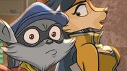 Sly cooper unties carmelita