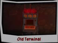 Old Terminal-recon