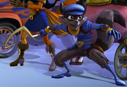 Sly in Sly 4