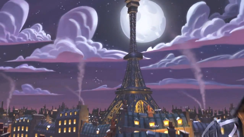 Image Paris Sly 4 Trailer Png Sly Cooper Wiki Fandom