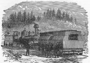 Railroad ironclad
