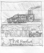 Liverpool auto's polar bear ad