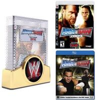 WWE SvR 09 Collector's Edition