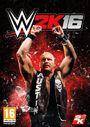 WWE 2K16 cover art