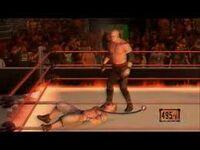 Kane in inferno match