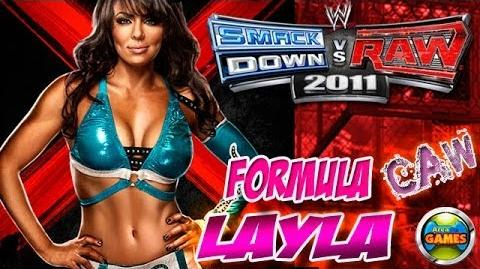 How to Create Layla Superstar SvR 2011 Formula