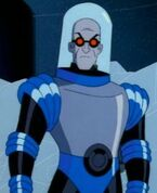 Batman Rouges Freeze DCAU Mrfreeze DCAU
