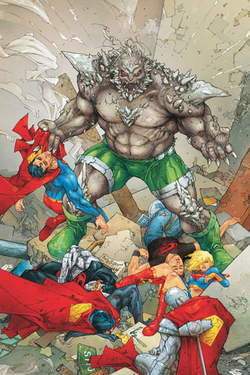 Action Comics Vol 1 901 Textless