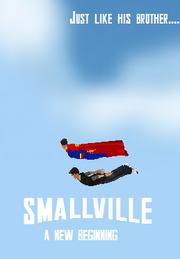 Smallville a new beginning poster 3