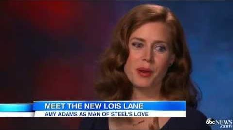 Man of Steel Actress Really Wanted to Be Lois Lane