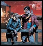 Clark and jonathan kent gary frank