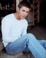 Jensen Ackles Alyson Dyer 2004-04
