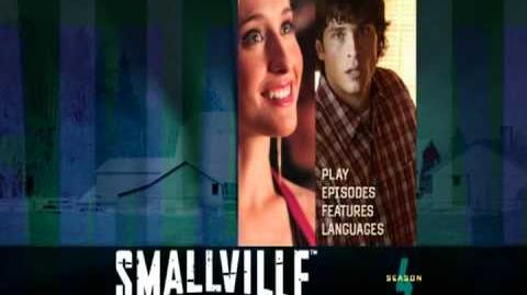 Smallville Season 4 DVD Menu Intro
