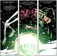 Oliver Queen resurrected
