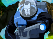 Batman Rouges Freeze DCAU YJ Mister Freeze Young Justice