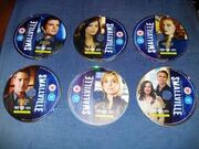 Smallville season 10 discs