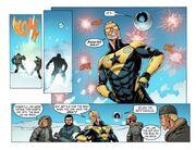 Blue Gold Booster Gold Smallville sm s11 3-adri280891