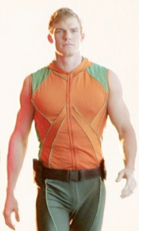 Aquaman Short sleeves