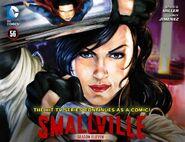 Smallville Warrior 1