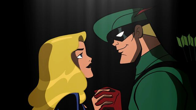 File:Green Arrow Black Canary LOVE.jpg