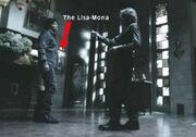 The Lisa-Mona (of Earth-2)