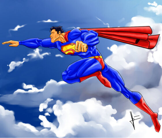 File:Superman Flight by v p j.jpg