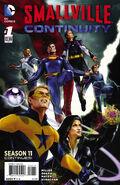 Smallville Season 11 Continuity Vol 1 1